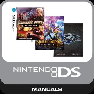 DS Manuals