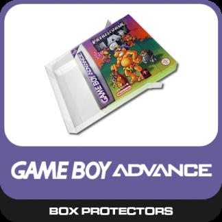 Gameboy Advance Boxprotectors