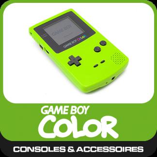 Gameboy Color Consoles & ACC
