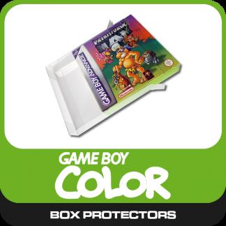 Gameboy Color Protectors