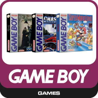 Gameboy Classic games