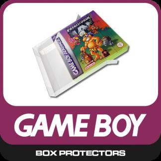 Gameboy Classic Boxprotectors