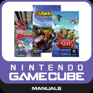 Gamecube Manuals