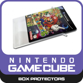 Gamecube-Box Protectors