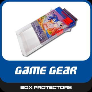 Game Gear Boxprotectors