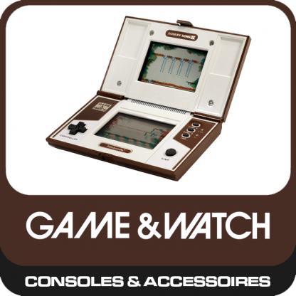 Game & Watch Consoles