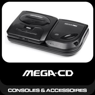 Mega CD Consoles & Acc