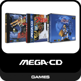 Mega CD Games