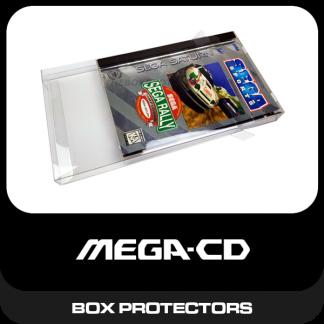 Mega CD Boxprotectors