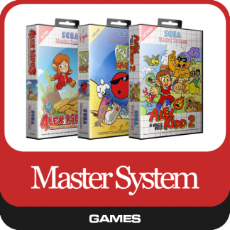 Master System games