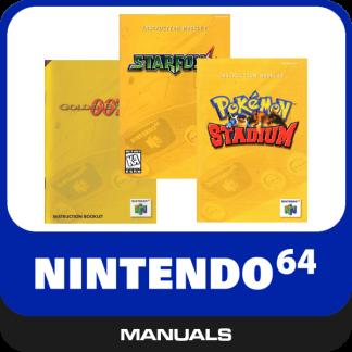 N64-Manuals