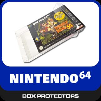 N64-Box Protectors