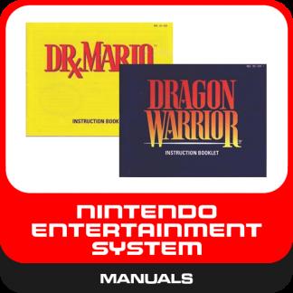 NES Manuals