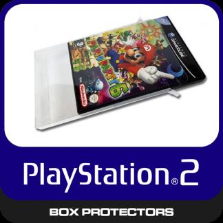 PS2 Boxprotectors