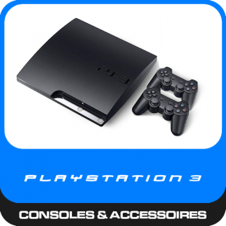 PS3 Consoles & Acc