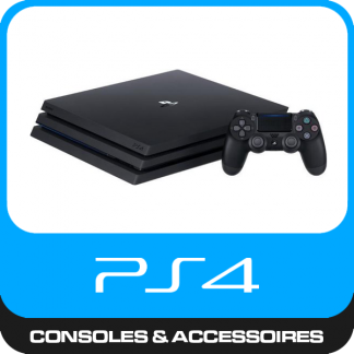 PS4 Consoles & Acc