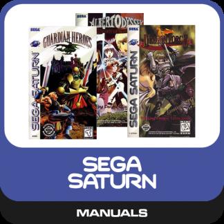Saturn Manuals