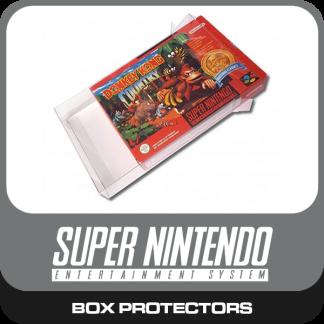 SNES-Boxprotectors