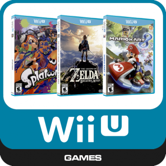 WI U Games