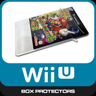 WII U Boxprotectors